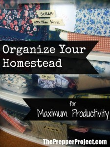 Organize-Your-Homestead-for-Maximum-Productivity-The-Prepper-Project
